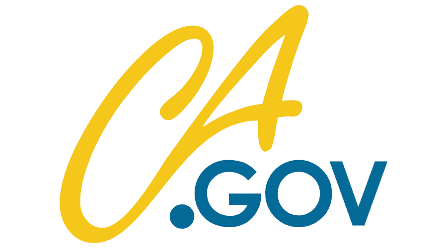 CA GOV Official Page