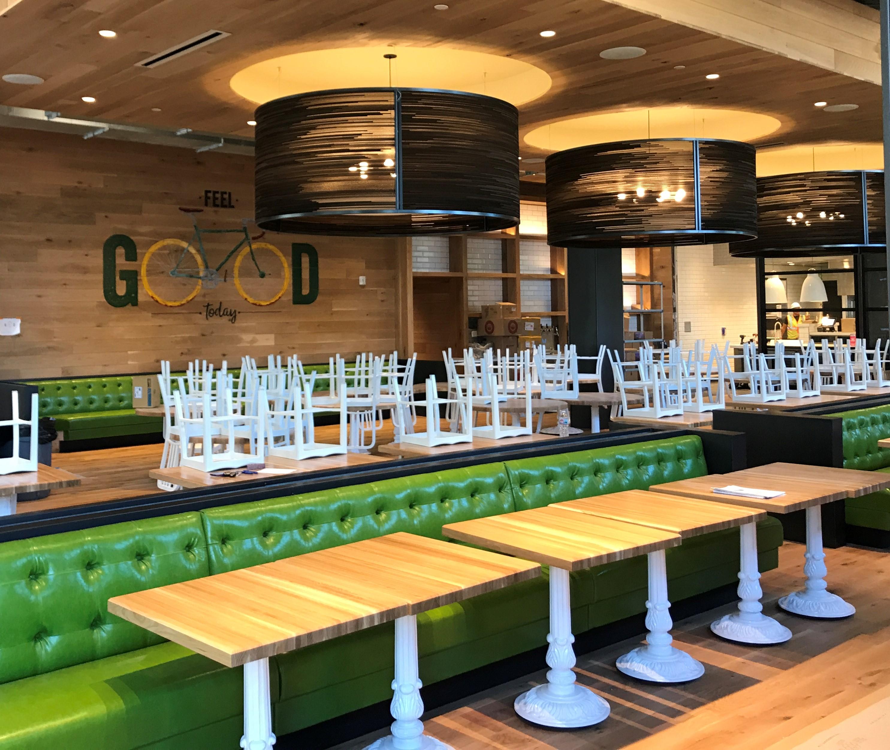Restaurant Features
